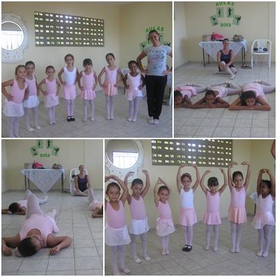 escolinha de Ballet parnamirim